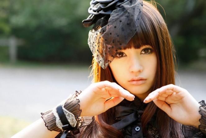 фото девушек азиаток